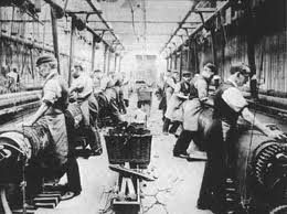 Working conditions at factories were often difficult and dangerous, the implications of which are discussed in detail in this paper