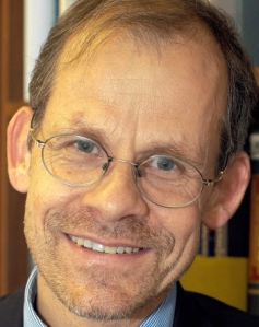 Prof. Dr. Oliver Landmann -Bild Schneider