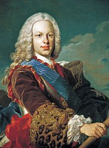Ferdinand VI (1713 – 1759), called the Learned, was King of Spain from 9 July 1746 until his death.
