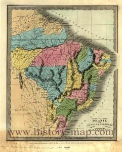 Paraguay-Guiana-Brazil